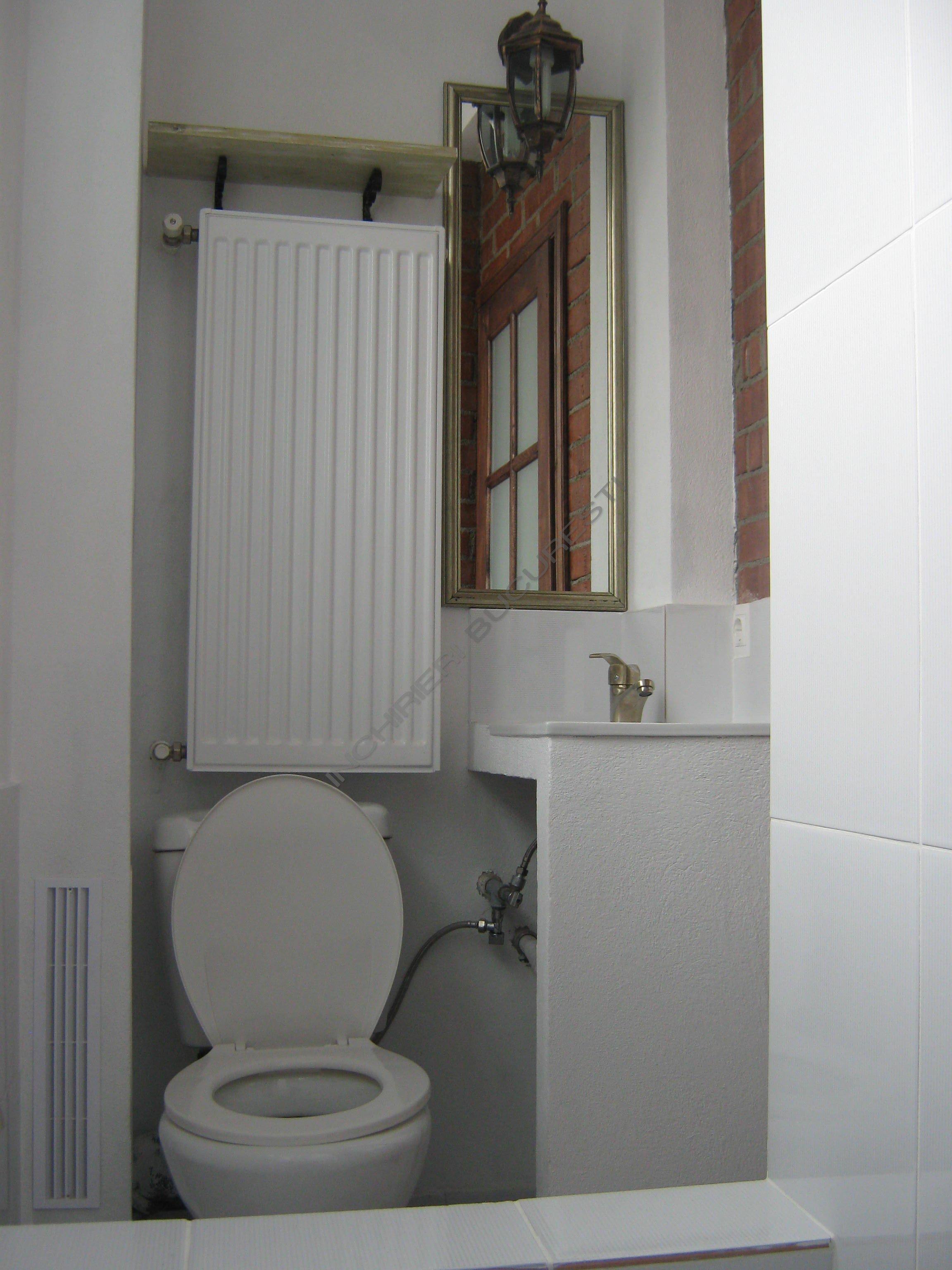 grup sanitar apartament banu manta