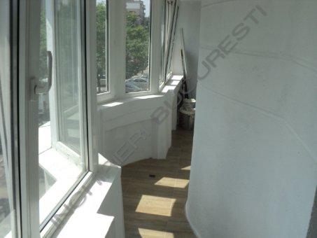 balcon inchis Stirbei Voda