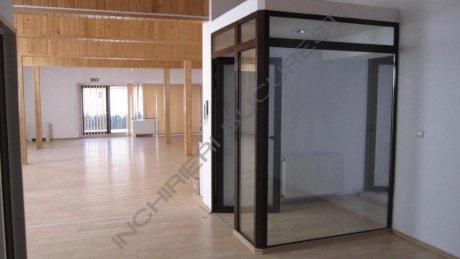birouri compartimentate si open space