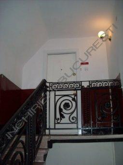 scara interioata fier forjat apartament cotroceni
