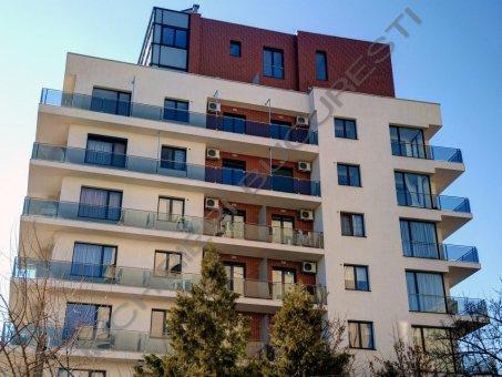 inchiriez apartament 4 camere imobil nou