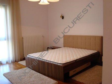 dormitor mobilat apartamen lux baneasa