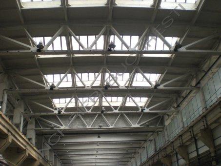 spatiu industrial cu pod rulant