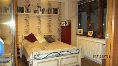 dormitor apartament mobilat 1 mai