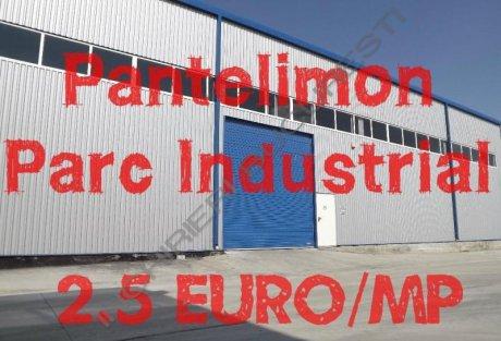parcul industrial pantelimon