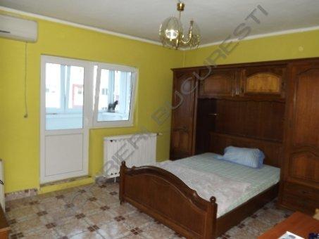 dormitor mobilat apartament 3 camere