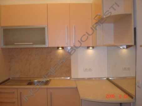 bucatarie mobilata apartament dorobanti