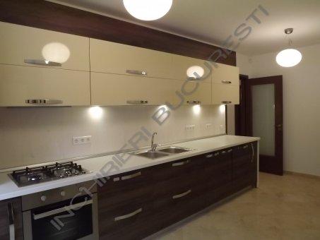 bucatarie open space apartament lux domenii