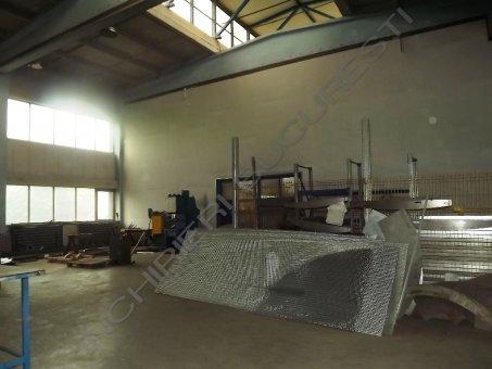 spatiu industrial pallady