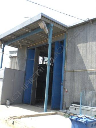 Baneasa spatiu industrial de inchiriat 700mp