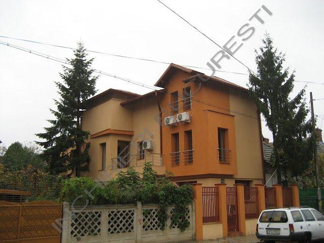Decebal Alba Iulia vila de inchiriat 250mp birouri