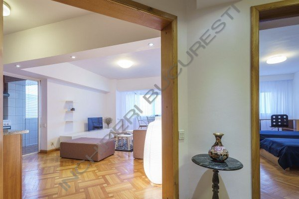 apartament spatios in bloc nou decebal