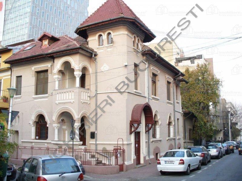 Piata Victoriei Vila de inchiriat 380mp birouri