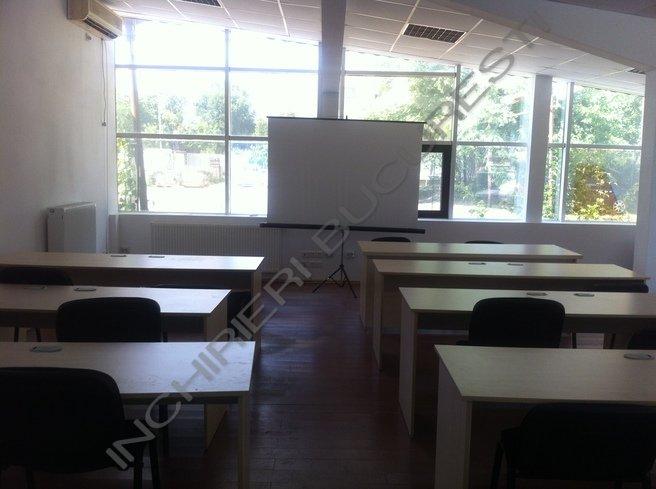 mobilier sala cursuri