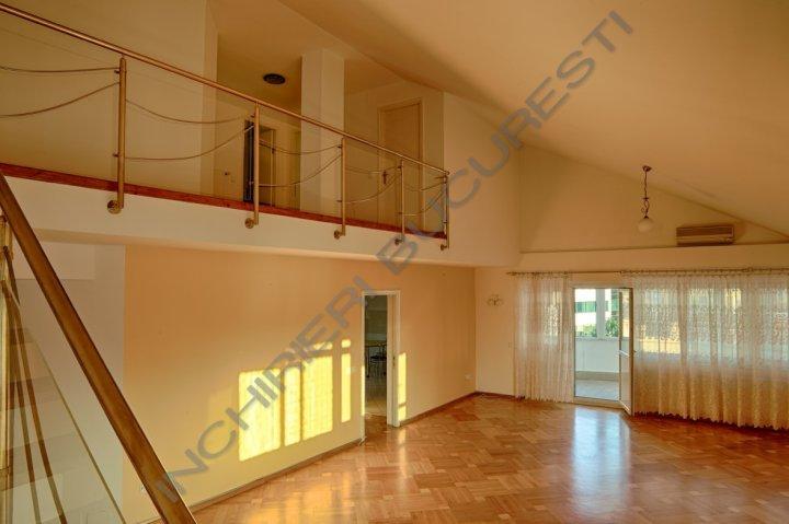 Dorobanti inchiriere duplex 4 camere, 175mp
