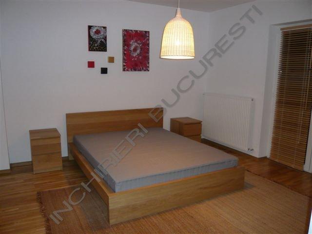 dormitor apartament 3 camere  baneasa iancu nicolae