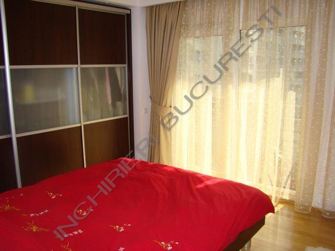 dormitor mobilat apartament 4 camere