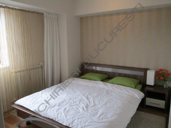 dormitor mobilat apartament