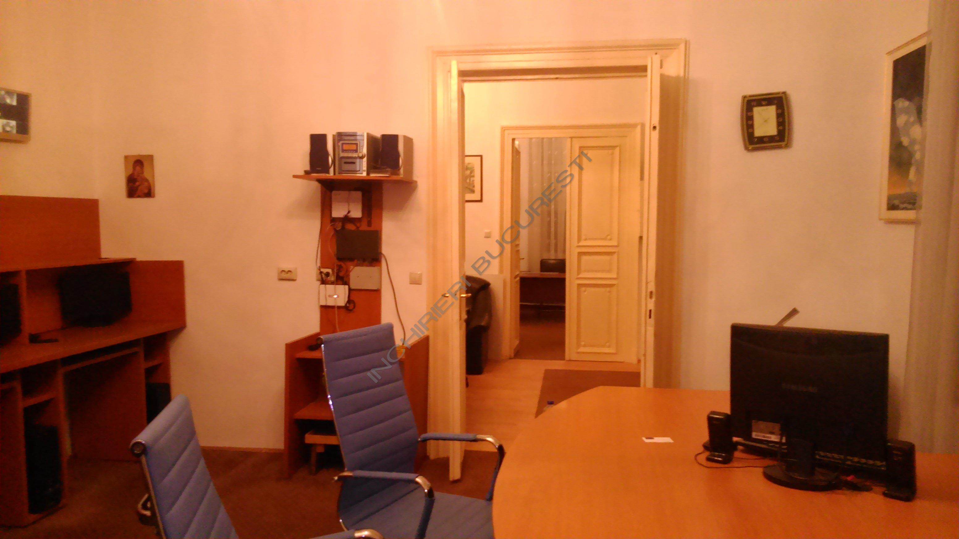 spatii birouri in vila