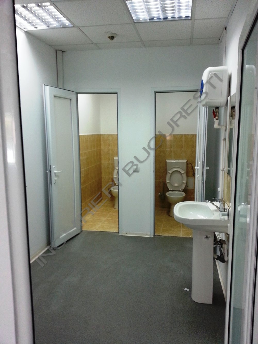 grupuri sanitare birouri