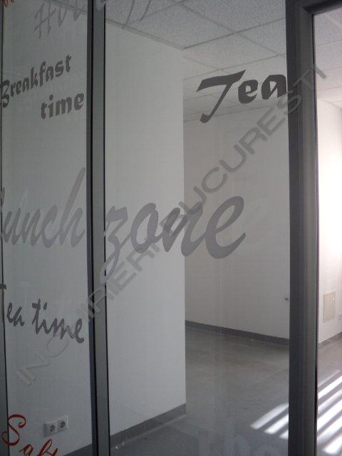 zona bucatarie birouri Floreasca