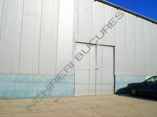 Spatii industriale de inchiriat Bragadiru 275-750 mp