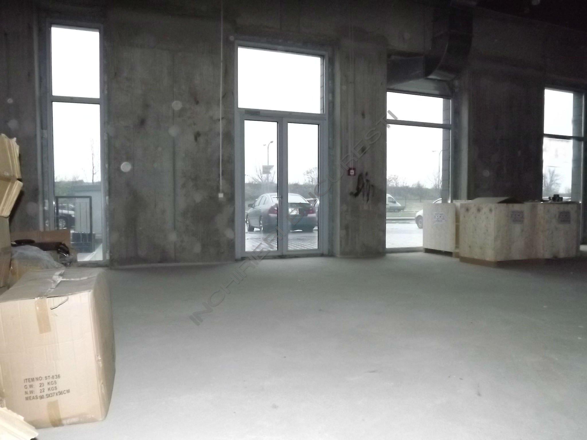 spatiu comercial open space