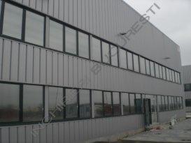 Buftea spatii industriale in parc logistic