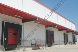 Militari Carrefour depozite in parc industrial 2000-5000 mp
