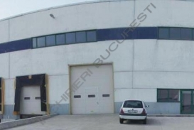 Hale de inchiriat parc logistic A1 1600mp