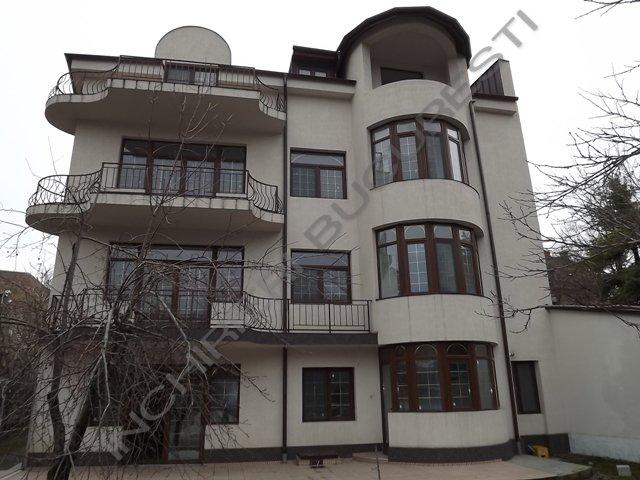 Vila de inchiriat Dacia Gradina Icoanei p+2+m