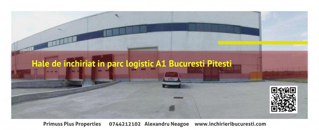 a1 logistic park